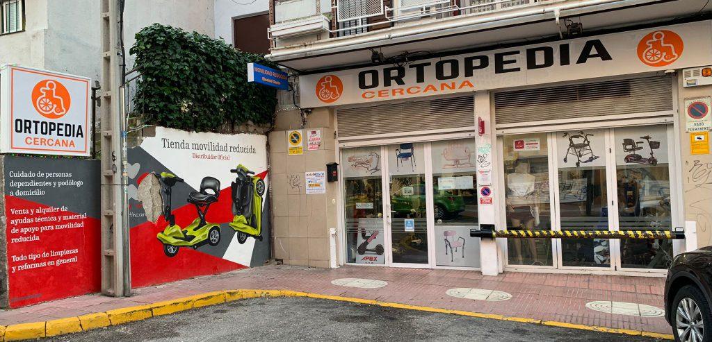 Ortopedia San Sebastian de los Reyes